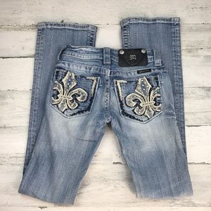 Miss Miss boot jeans size 22 ( girls 14 )
